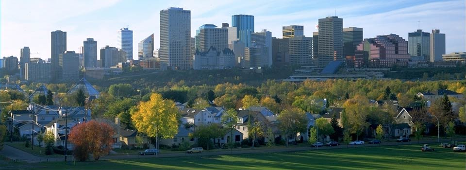 Edmonton Downtown