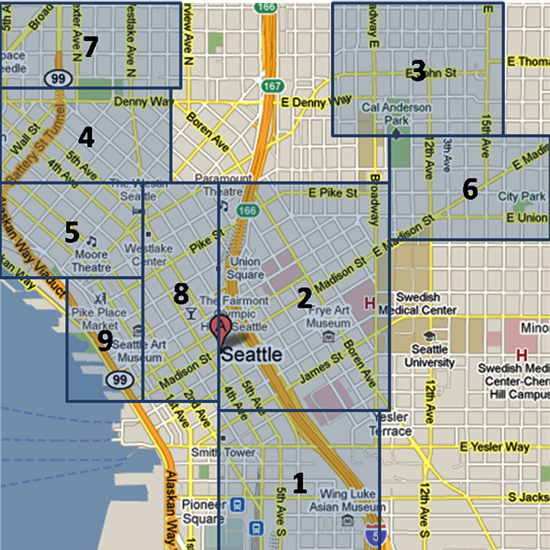 Seattle Downtown Hotels Map | 2018 World's Best Hotels on seattle downtown shopping, federal way hotel map, miami south beach hotel map, seattle downtown apartments, colorado springs airport hotel map, totem lake hotel map, ballard hotel map, seattle seahawks map, seattle city map, vancouver hotel map, bellingham hotel map, kent hotel map, renton hotel map,