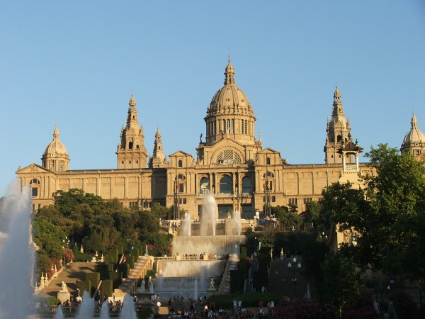 Tourist attractions in Barcelona, National art museum