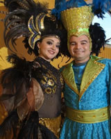 Cozumel, Carnaval, events