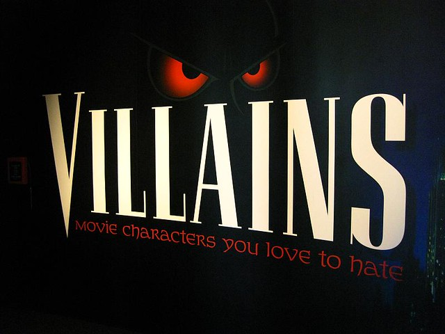 Image result for Villains: Movie Characters You Love to Hate