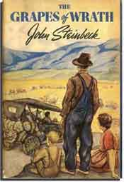Grapes of Wrath - story of The Mother Road