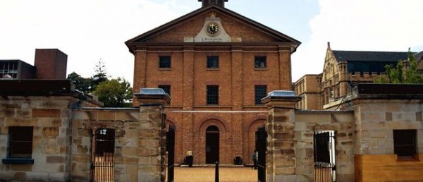 Hyde Park Barracks Museum, Sydney