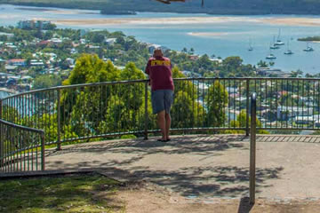 Get To The Top Of Noosa Heads Lookout