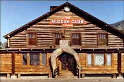 Museum club - a historic attraction on Route 66