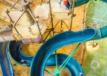 The Water Parks of the Wisconsin Dells