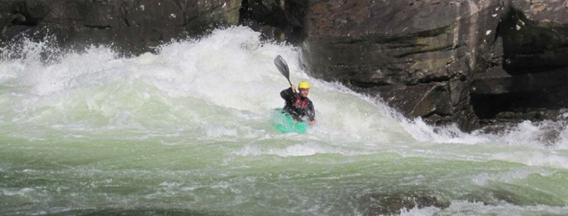 Rafting Gauley River