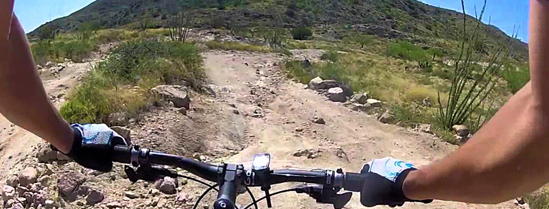 chiva pass mountain biking