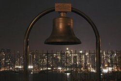 New Jersey Bell a view to New York City