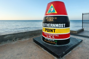 Key West Southernmost Point in the US