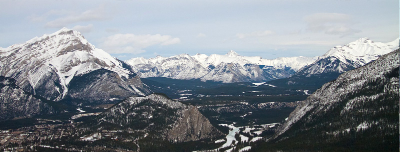 Banff Sulphur Mountain