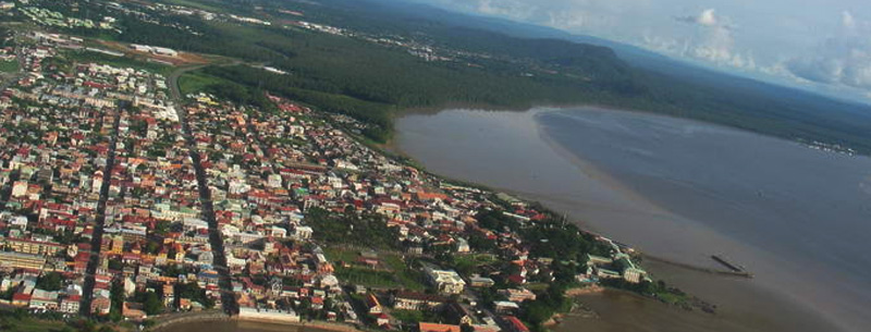 Cayenne French Guiana travel guide