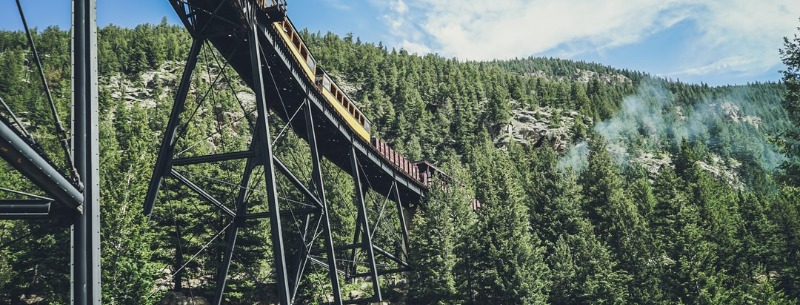 Gorgeous Scenic Train Rides in Colorado