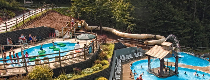 Pool at Smugglers' Notch Resort