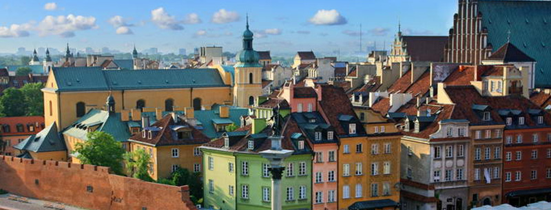 warsaw vacation guide