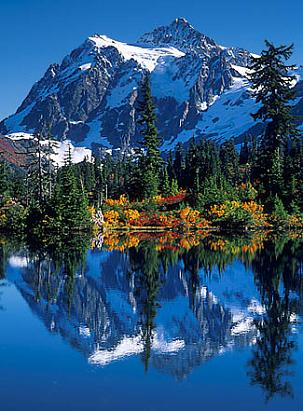 mount shukshan and picture lake