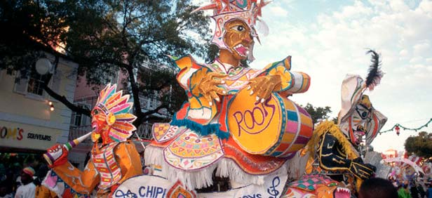 The Junkanoo