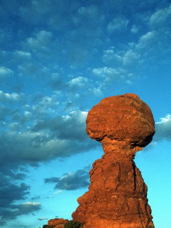 Balanced Rock, Arches National Park, UT