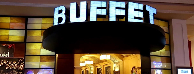 Buffet at Bellagio Hotel & Casino review