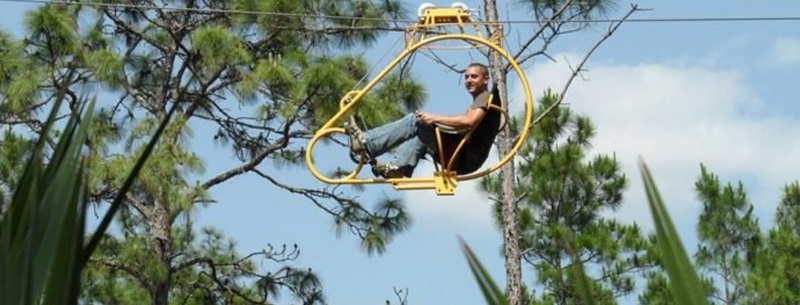 Florida Canopy Ride