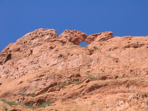 Kissing Camels in Garden of the Gods