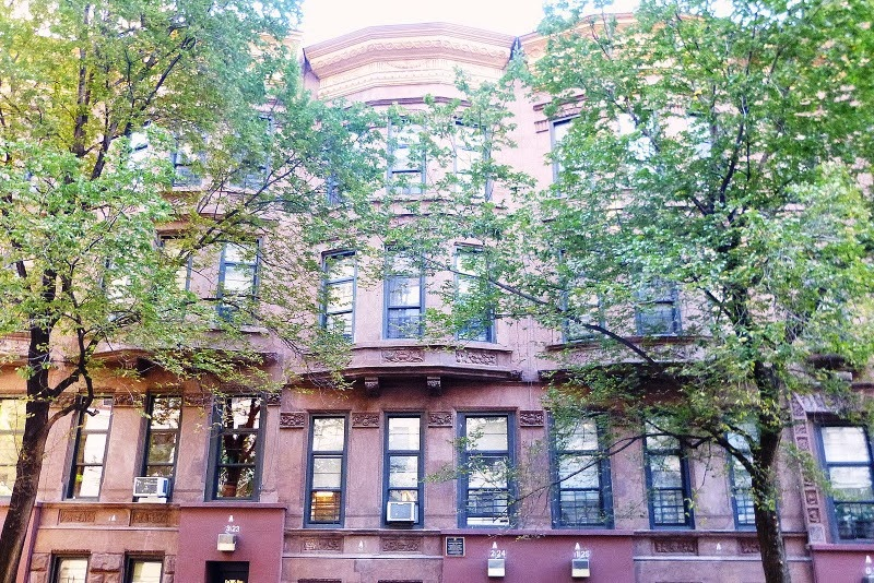 Daytonian in Manhattan: The Humphrey Bogart House -- No. 245 West ...