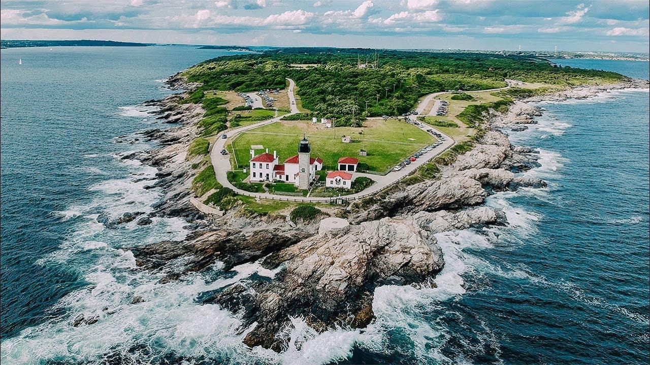 Islands of New England