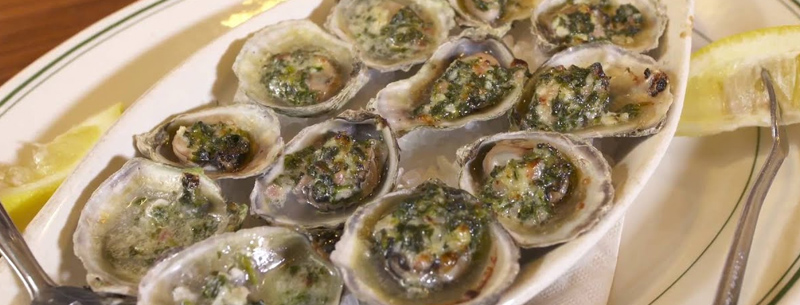 Oregon Yaquina Bay Oysters
