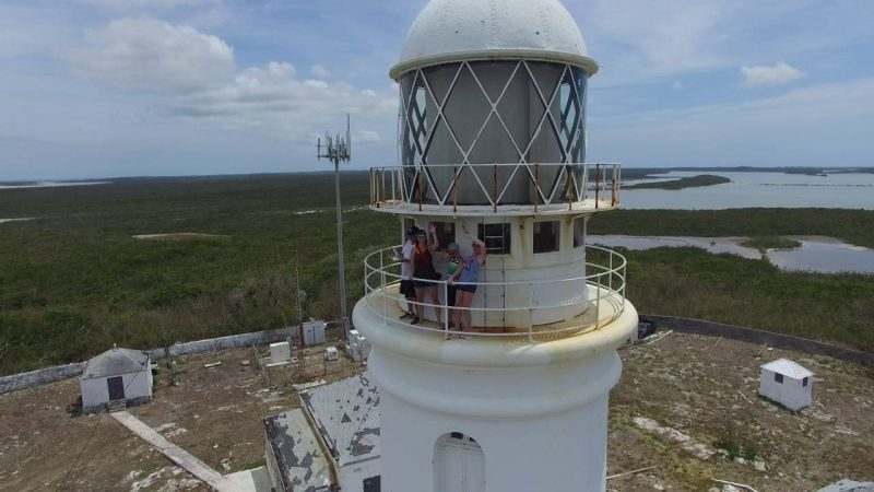 San Salvador Lighthouse (Dixon Hill)