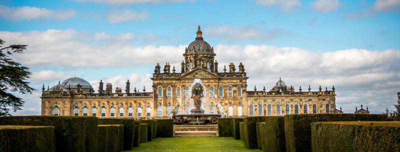 Things to do in Yorkshire – Castle Howard