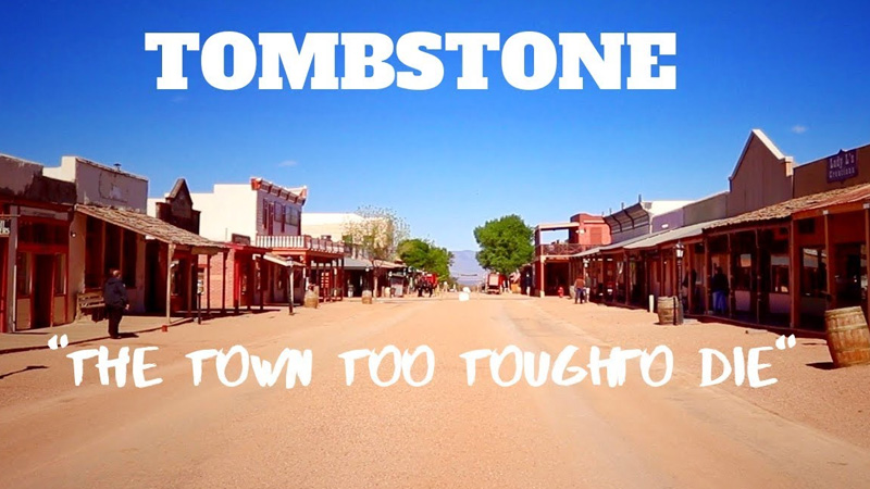 Tombstone Ghost Tours
