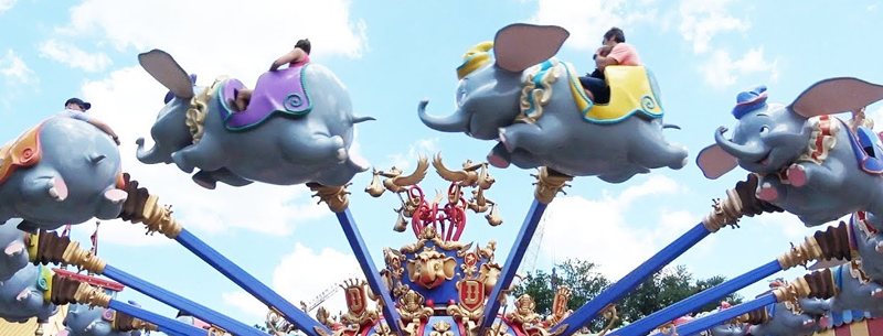 Top Attractions for Toddlers Walt Disney World Parks