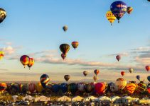 Up Up and Away in Albuquerque – Sandia Peak Aerial Tramway and Balloon Festival
