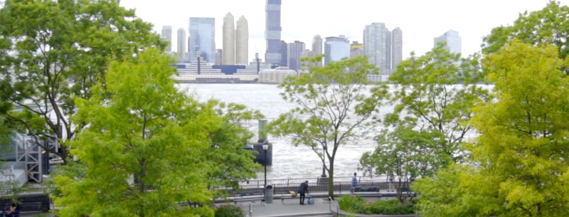 Battery Park, New York City
