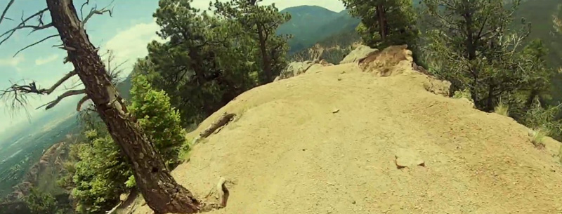 Captain Jacks biking trails Colorado Springs