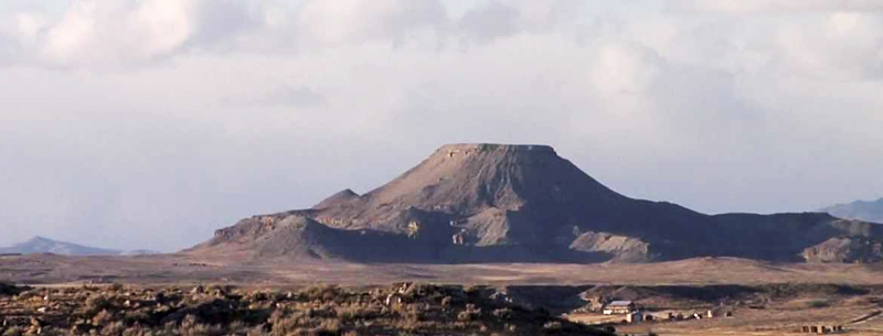 Crowheart Butte Wyoming