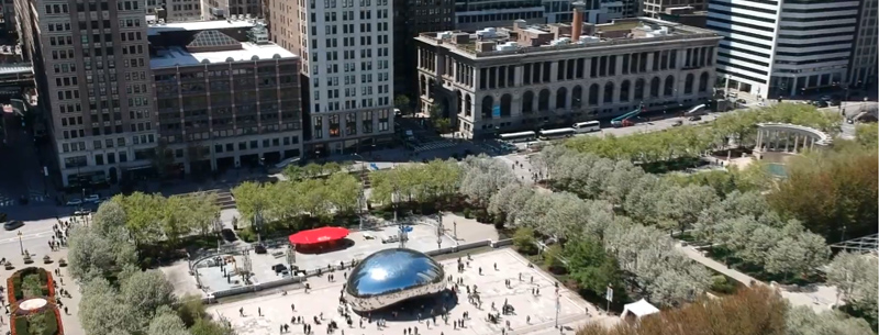 Free Summer Events in Millennium Park and Grant Park