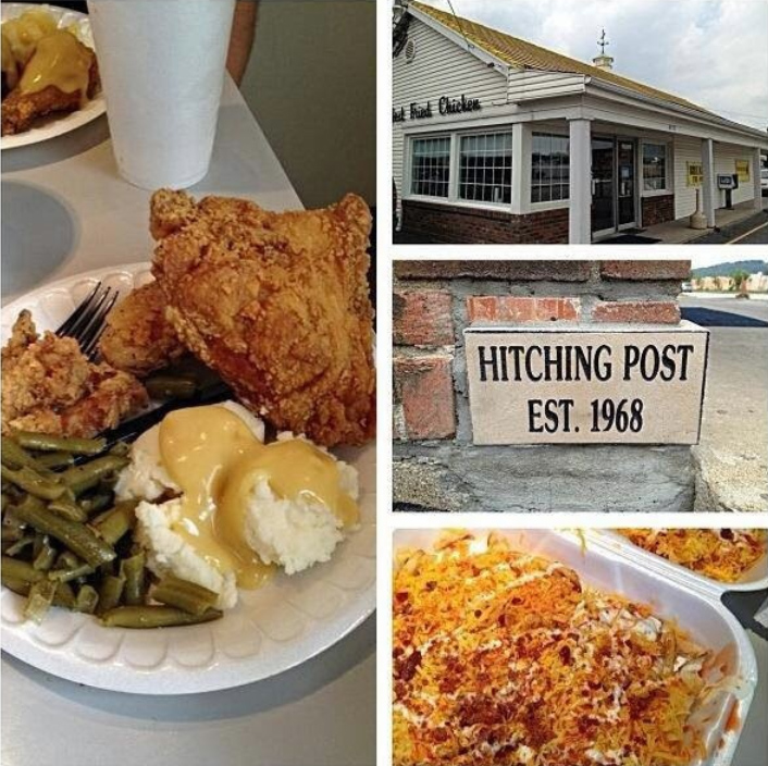Hitching Post Kellogg Cincinnati