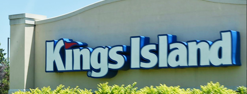 Kings Island Theme Park Guide