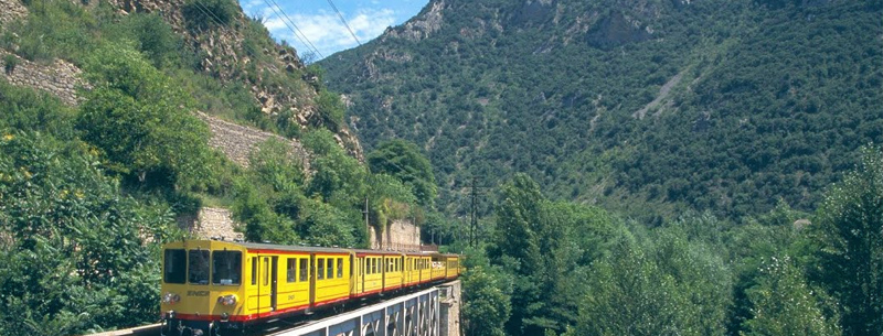 Little Yellow Train - Tour the French Pyrenees