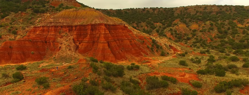 1:28 / 9:18 Palo Duro Canyon State Park in Texas