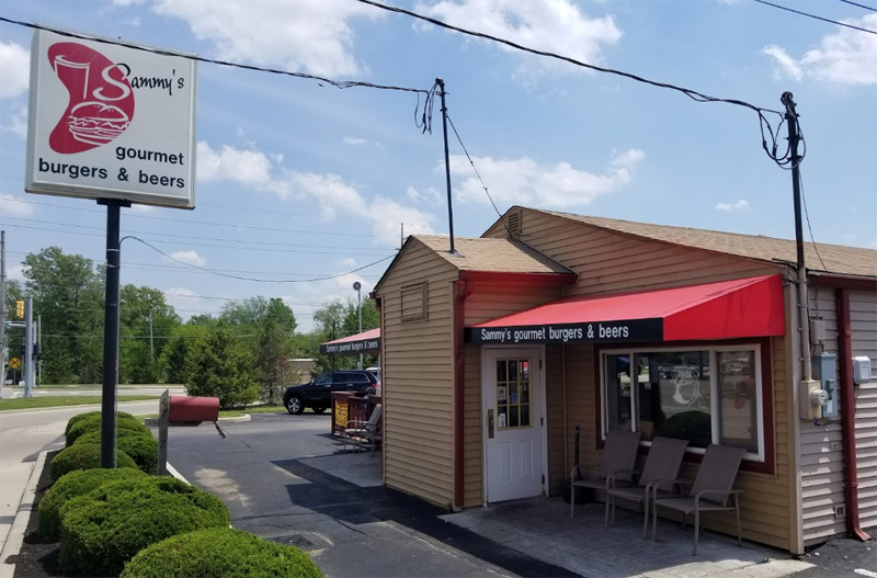 Sammy's Gourmet Burgers and Beers