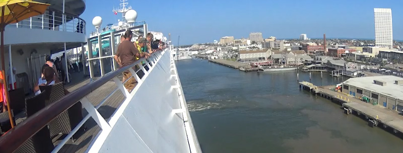 Cruises from Galveston Guide
