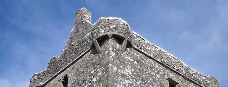 Tower Houses Castles Ireland