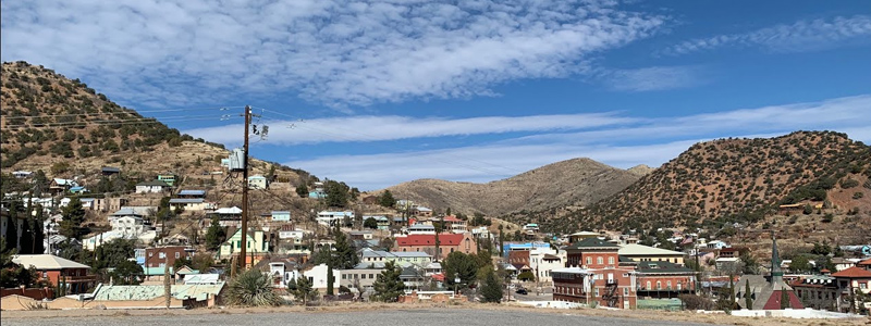 Bisbee, Arizona travel guide