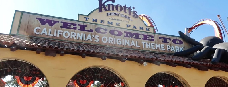 Knott's Berry Farm Toddlers