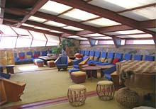 Taliesin Living Room