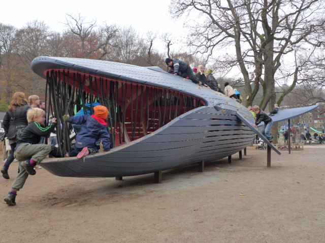 A Danish company creates the best playgrounds the world has ever seen | BusinessInsider India