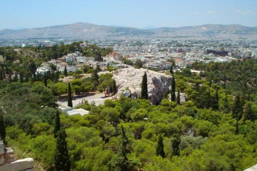 Greece: A Walk Around the Hills of Athens